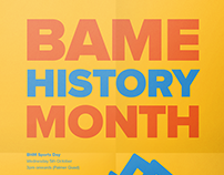 BAME History Month