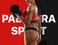 Palestra Sport — fitness club [2018]