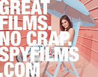 Spy Films Website ReDesign