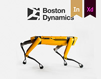Boston Dynamics Redesign Concept