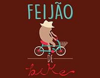 Feijão de Bike - Identidade Visual