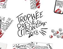 ☼ TROPHÉE PRESSE CITRON // POSTER & EDITORIAL