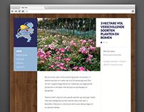 Website ontwerp bastdeplantgigant.nl