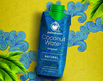 Palmdream Coconut Water Packaging