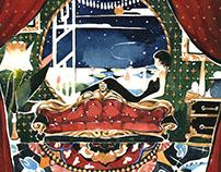 Vintage China Fantasy