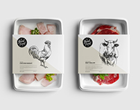 The Good Food Co. Brand Identity