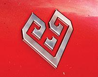 'Heart of Chuvashia' Logobook