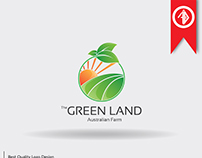 Farm Logo Branding