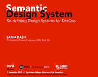 Open Design = Nuclear Design + Semantic Design System