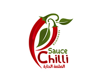 Chilli Sauce Logo Design