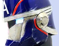 Captain America: Stark Exoskeleton