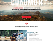 Landing Page Info Bussines