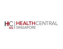 Health Central Singapore - Branding