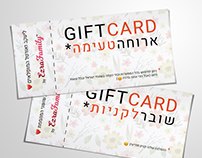 Customized Gift Voucher
