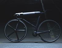 Cross Branding - Boeing Bike