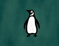 Penguin Books Logo Animation