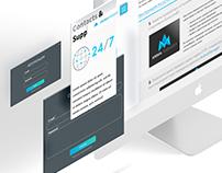AnimaRender WebSite