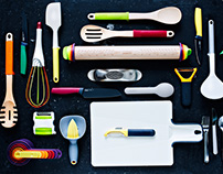 Still-life Photography – Kitchen Utensils