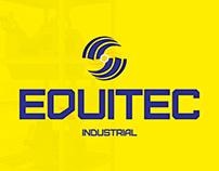 Desenvolvimento de site - Equitec Industrial