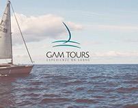GAM Tours Logo
