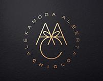 Alexandra Alberta Chiolo Brand Identity
