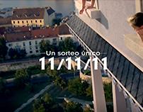 CAMPAÑAS SORTEO 11 DEL 11 DE LA ONCE