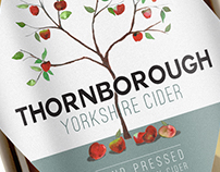 Thornborough Yorkshire Cider