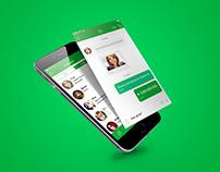 ICQ App Redesign Concept