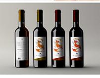 """::Proyectos para linea de vino Boutique """"EL CAPRICHO"""""""