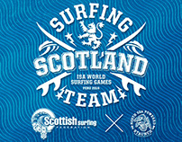 SCOTTISH SURF TEAM 2014