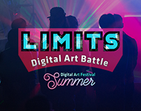 "LIMITS Digital Art Festival ""Summer"" 2016"