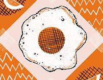 Saturday Kitchen Week Eleven: Egg