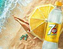 7up Limonada