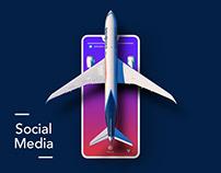 Social Media • Aeroméxico