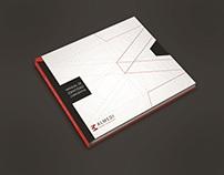 Modelo de Manual de Identidad Corporativa Full