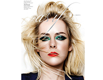 AS IF Magazine Jena Malone