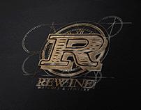 Rewind Logo Concept