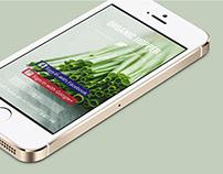 Organic Hopper - Mobile App