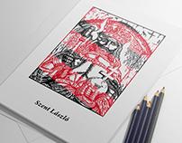 Ladislaus I of Hungary | pen drawing | 2014
