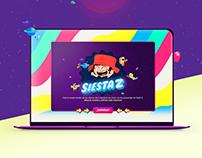 Comic Z con Siesta Z