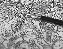 "Doodlenation - ""Under the Sea"""