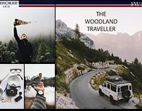 THE WOODLAND TRAVELER/AW17/OUTDOOR LIFESTYLE