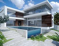 Modern villa S.F