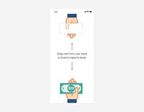 Send Money Concept (+project files!)
