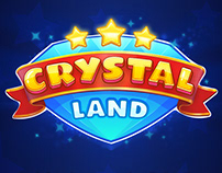 Crystal land. Slot game