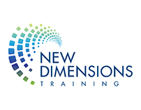 New Dimensions Logo and CI