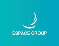 ESPACE GROUP - Proposition de charte graphique