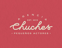 Agencia Chuches - Brand Identity
