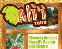 Ali'i Tour Advertisement