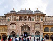 Amber Palace, Amer, Rajasthan